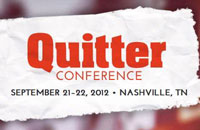 Jon Acuff's Quitter Conference 2012
